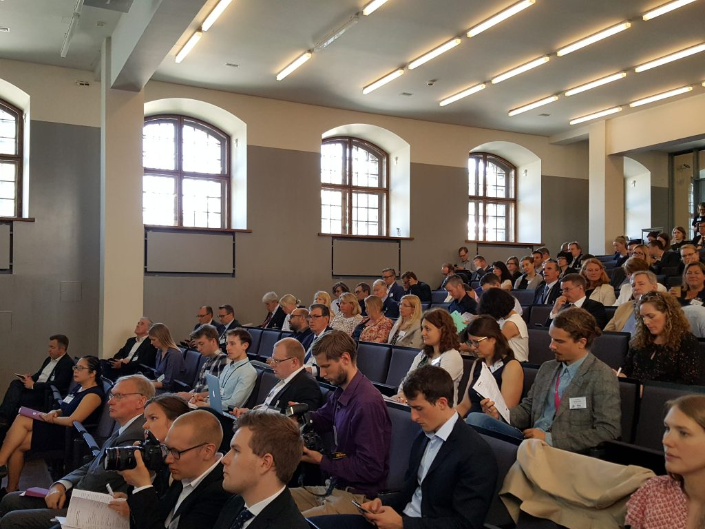 Audience of the Conference